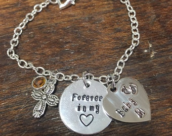 Baby Memorial Bracelet