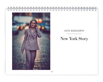 Kate Bosworh Vol.1 - 2018 Calendar