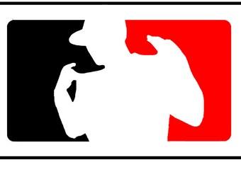 Errthangfresh logo Sticker