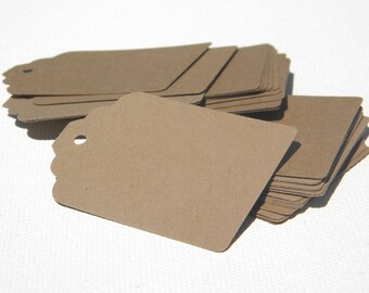 150 + Paper tags - kraft tags - use for wedding favor tags - gift tags - price tags - wish tree tags - paper tags - rustic wedding