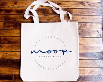 Moop Logo Tote