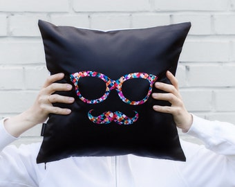 Hipster Pillow Case