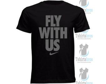 Fanbase Nike Reflecting tshirt