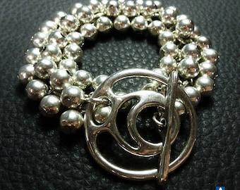 Very Generous & Stylish Silver Plated Bracelet