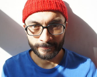Steve Zissou Hat-Gift for him,party favor,collectable