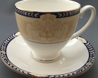Royal Grafton Amadeus Coffee Cup and Saucer