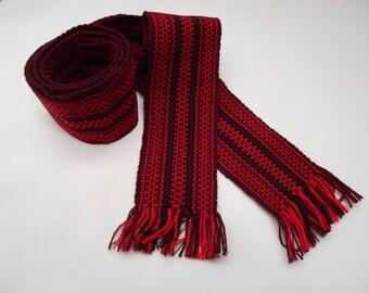 Ukrainian hand woven belt, krayka. #21