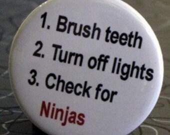 Ninja Warning