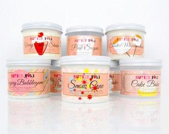 BANANA NUT BREAD Body Butter Soufflé 4oz - Body Lotion - Vegan - Paraben Free - Gluten Free