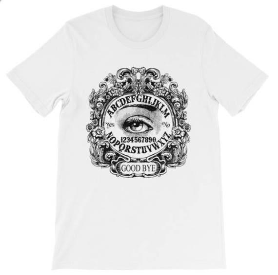 Mystic Eye Ouija Board Unisex Tee shirt