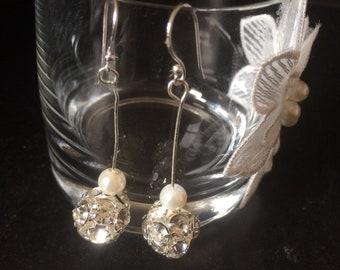Memory Wire Crystal Jewellery Set