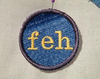feh Patch / Merit Badge