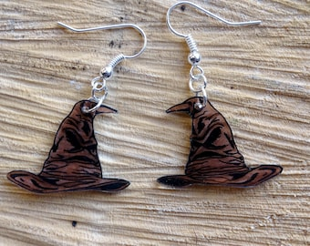 earrings Harry Potter