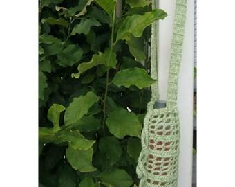 Crochet Water Bottle Sling