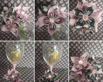 Paper Flowers, Paper Flower Bouquet, Pink Paper Flowers, Paper Flower, Paper Gift, Wedding Flowers, Table Decor, Centre Pieces, Centre Piece