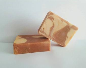 Soy Milk & Hibiscus Soap