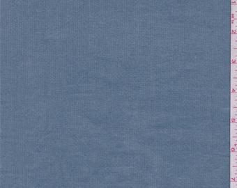 Oxidized Blue Stretch Corduroy, Fabric By The Yard