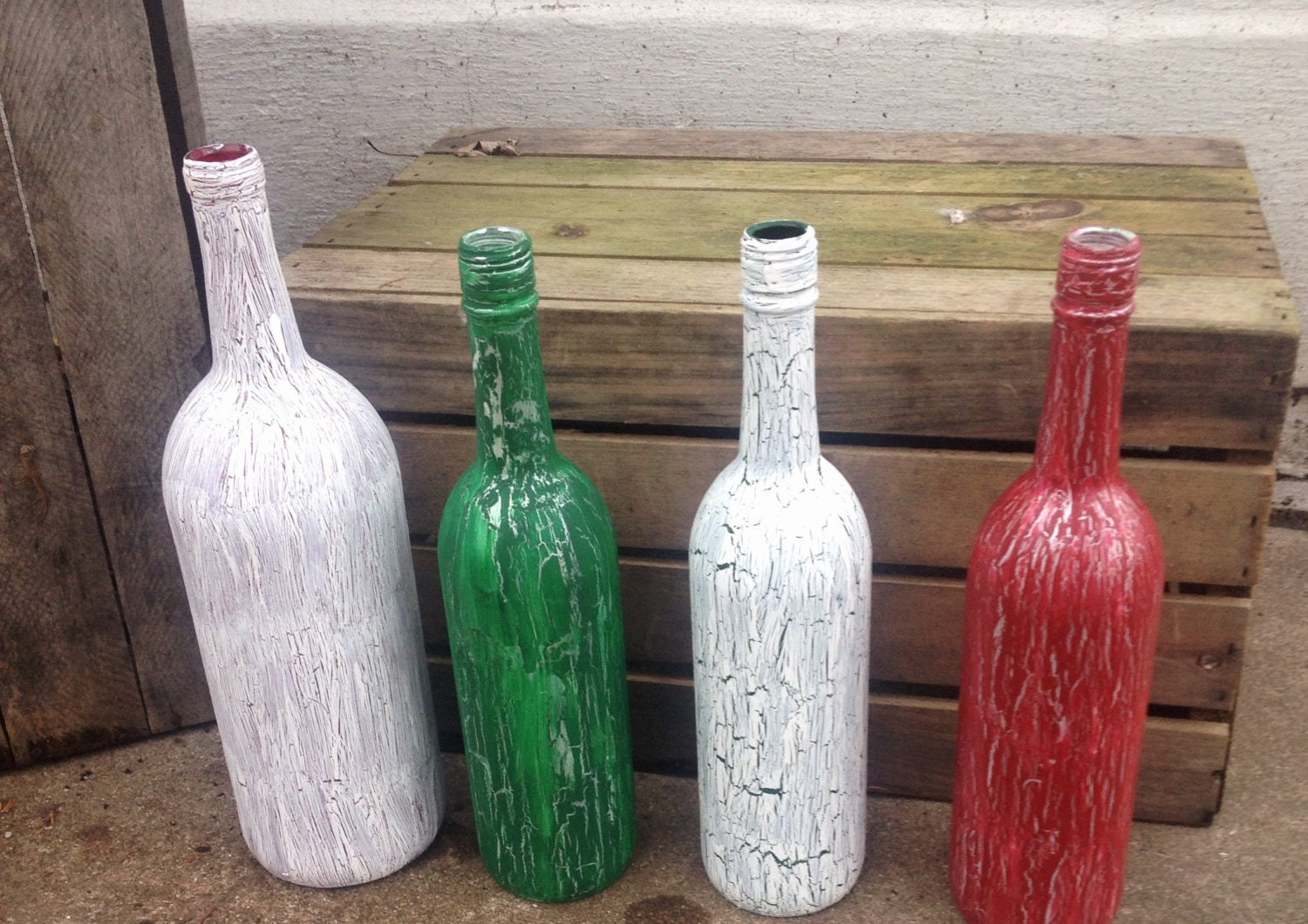 set tree for decor bottles mini bottle glass small buy colored of decorative