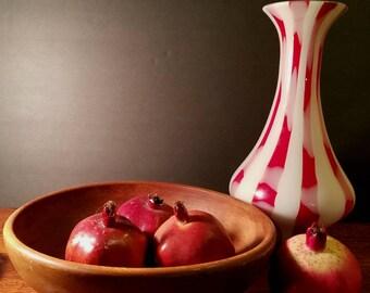 Pomegranate Decorative Fruit For Arrangements