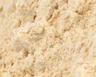 Ginger Root, ground - Certified Organic