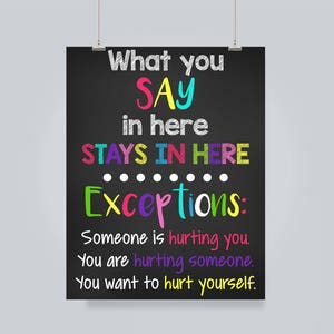 Counselor Door Sign Etsy