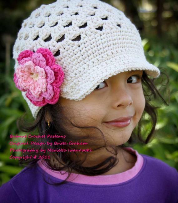 Knit Newsboy Hat Pattern Baby Items
