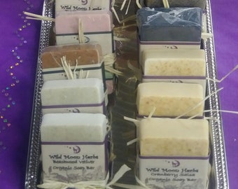 Natural Goat's Milk Soap