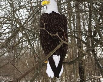 Felt Bald Eagle