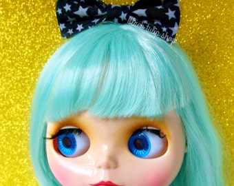 Hair Bows For Dolls Small Back Hair Bow Stars 18 Inch Dolls Accessories