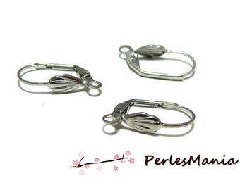1 pair of stud earrings stainless steel range for jewelry making