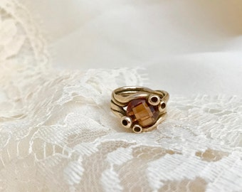 Ring «Yarn» collection