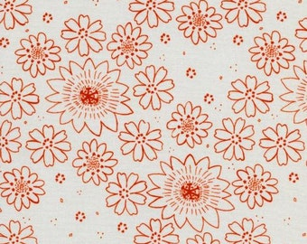 Cotton + Steel - Alexia Abegg - Paper Bandana - Posy Copper