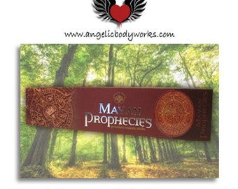 Mayan Prophecies Incense Sticks