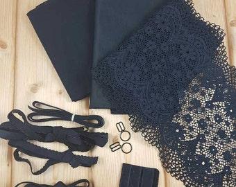 Bra-making Kits for Pin-up Girls pattern