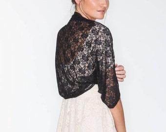 Mantilla shawl, black lace shawl, modest shawl cover up, modest wedding dress cover up, lace mantilla shawl, shawl cover up
