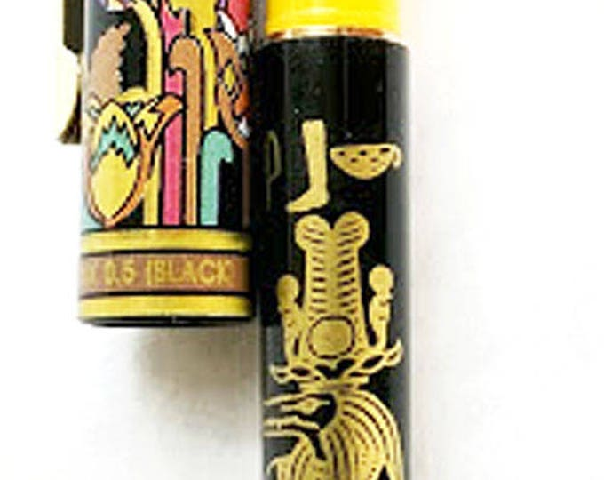New! Sobek Egyptian Crocodile Headed God Refillable Pen! Smooth writing, unique, Egyptian design. Great gift for men, women!