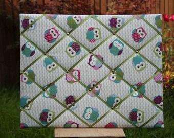 Memo Board Owls Owl Memo Board Owls