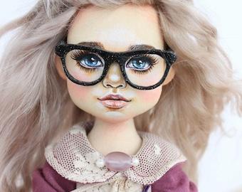 Selfie doll personalised doll textile doll interior doll fabric doll portrait doll cloth doll текстильная кукла selfie doll portrait doll