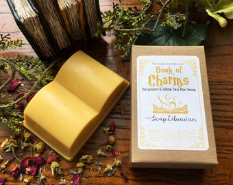 Book of Charms Bar Soap
