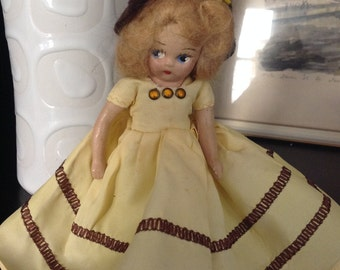 Nancy Ann Storybook Doll 1943-1950