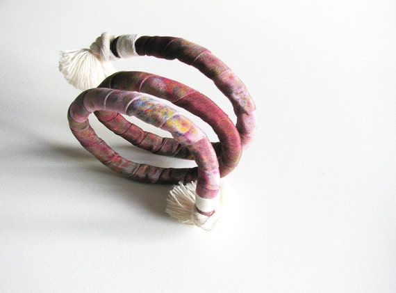 Silk Twist- long, 'Garden Confetti'