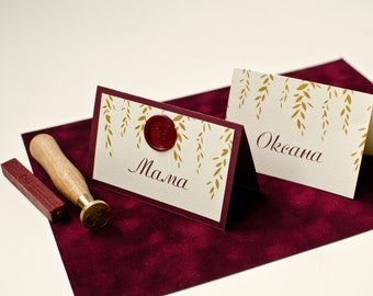 Custom Wax Seal for Invitations and Guest Card, Gift, Wedding