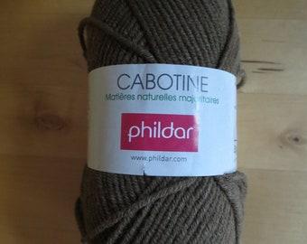 50g skein wool Phildar Cabotine color rubber #500983 00 13 bath 107