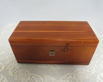 Lane cedar box key Etsy
