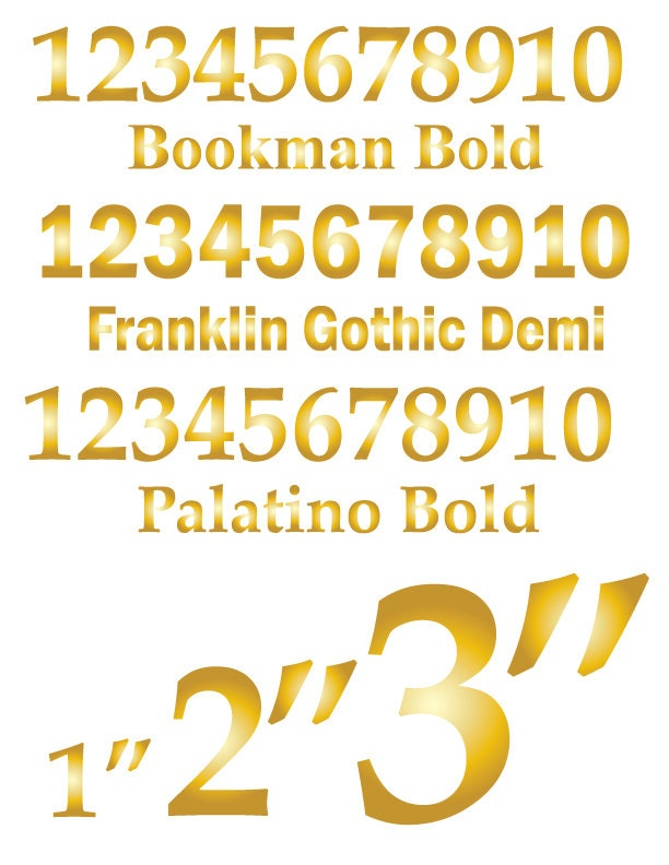 Transparent gold stamping adhesive custom sticker
