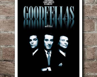 GOODFELLAS Movie Quote Poster