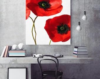 50%OFF,  Poppy Flower Print Poppy Wall Art Poppy Print Poster Art Poppy Digital Wall Poster Print Poppy Digital Print