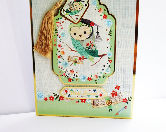 Congratulation Card, Graduation Card, Well Done Card, You Passed Card, You Done It Card, Male Or Female Card