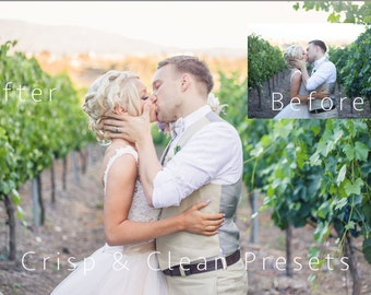 Crisp & Clean Lightroom Presets