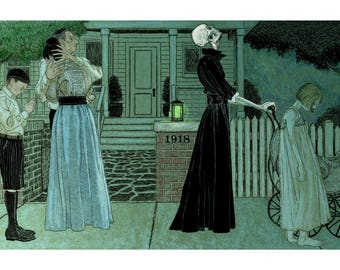 Danse Macabre 1918